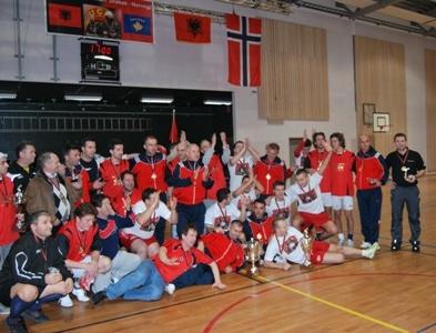 Manifestim sportiv në Drøbak