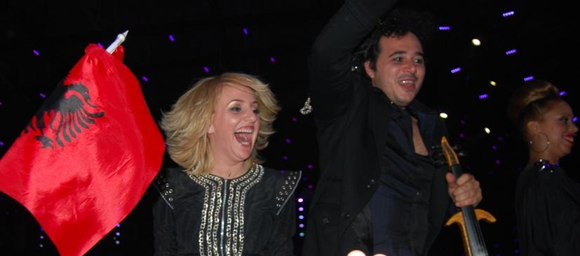 Eurovizioni 2010: Pjesë e finalistëve edhe Shqipëria me Juliana Pasha!