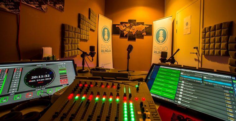 Studio Radio Rilindja